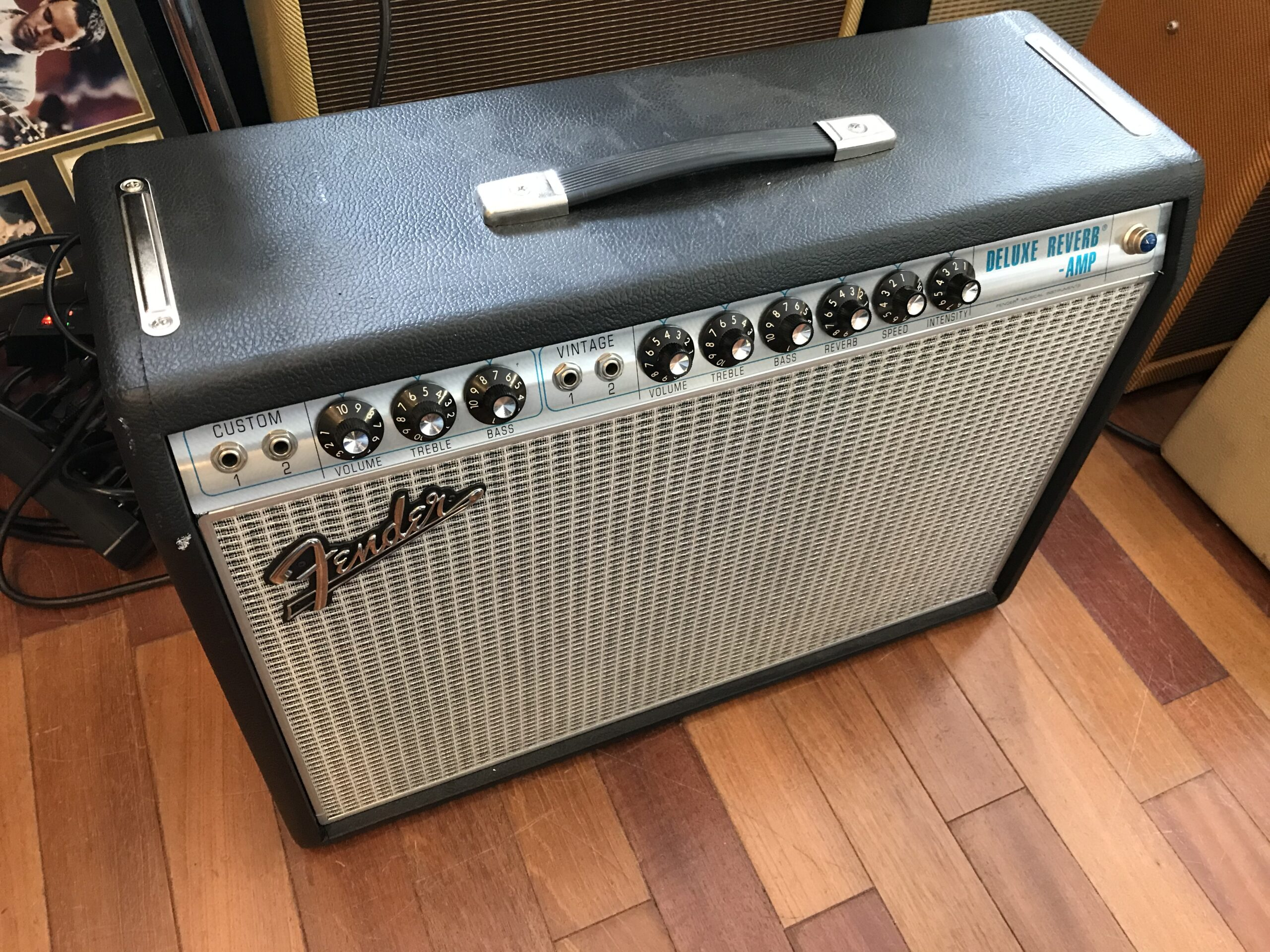 Fender Deluxe Reverb 68 reissue