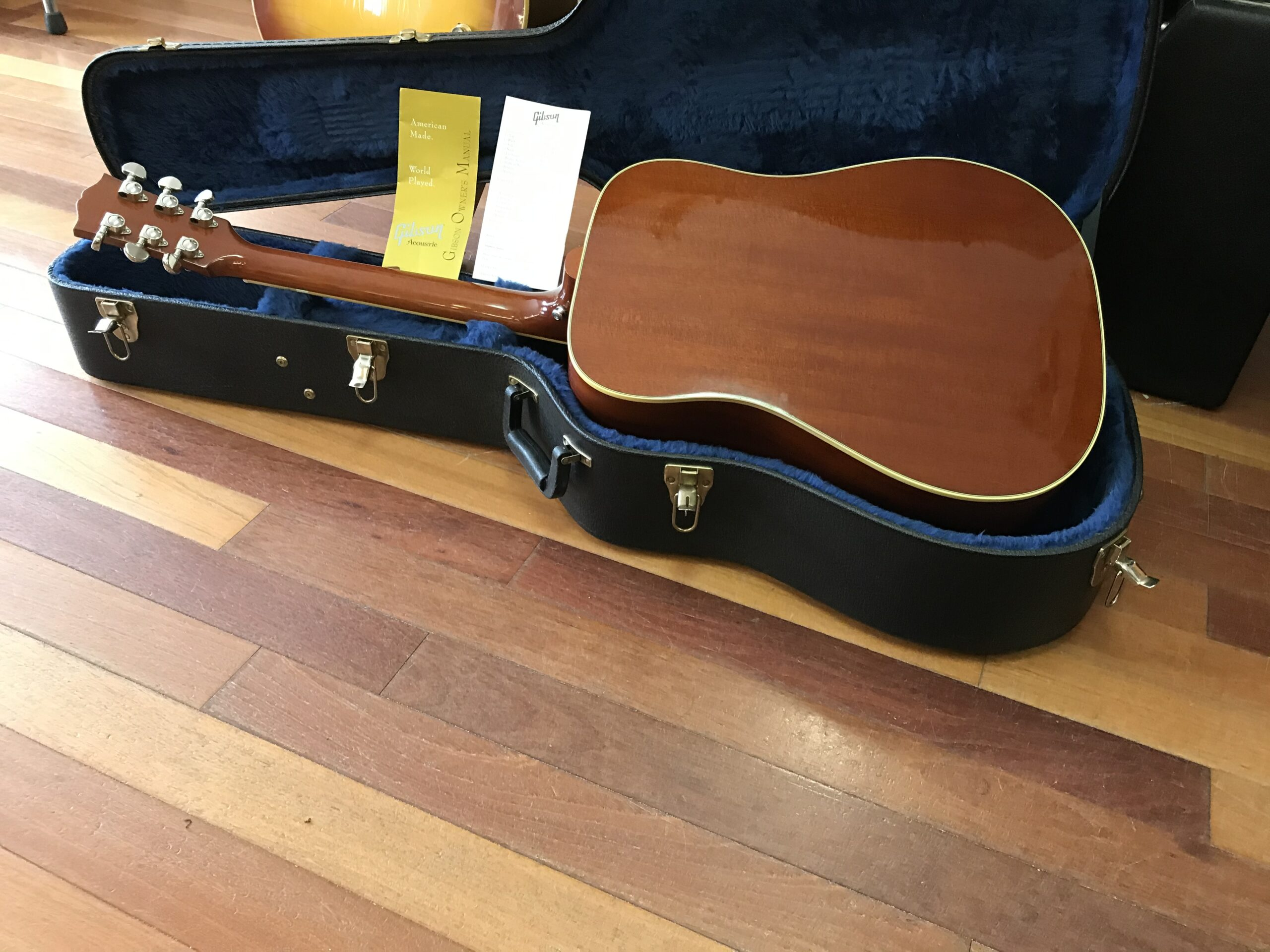 2010 Gibson Hummingbird