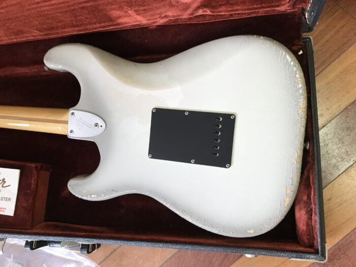 1979 Fender Antigua Stratocaster