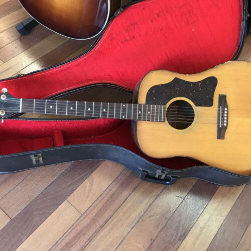 1974 Gibson J55