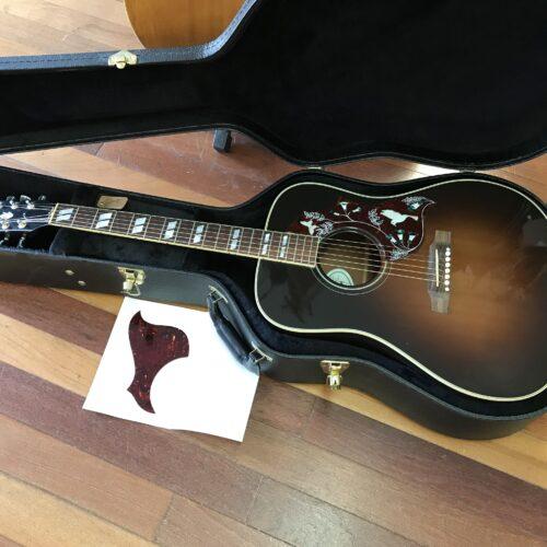 2012 Gibson Hummingbird Pro