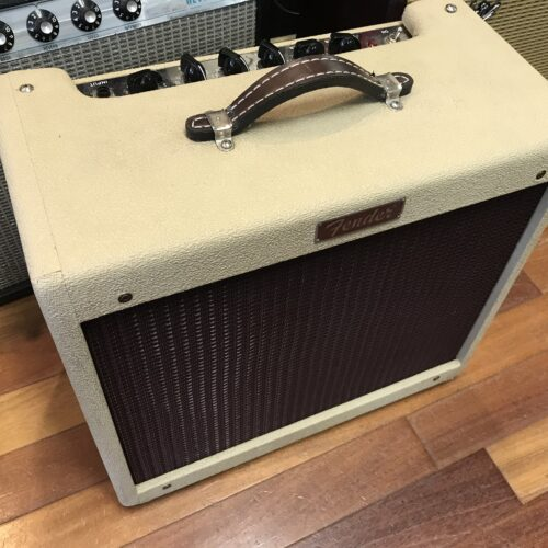 Fender Blues Junior USA cool blond color