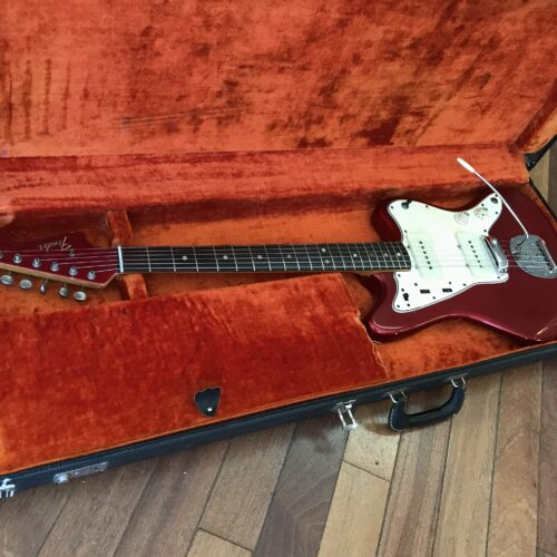 1965 Fender Jazzmaster Candy Apple Red