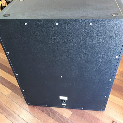 Marshall 1982 JH Jimi Hendrix 4×12 cab with Austin Crossroads speakers