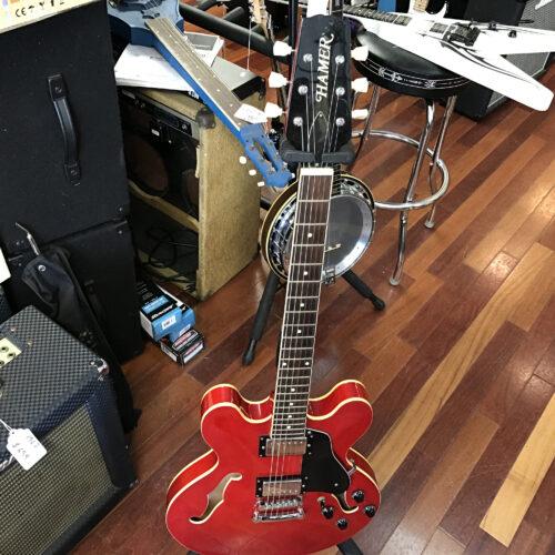 Hamer 335 guitar