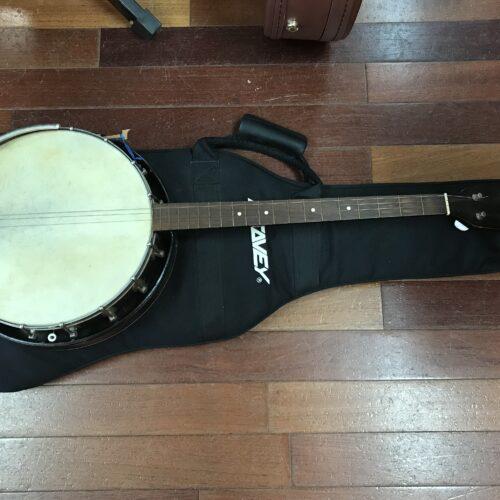 Vintage Kay Tenor banjo