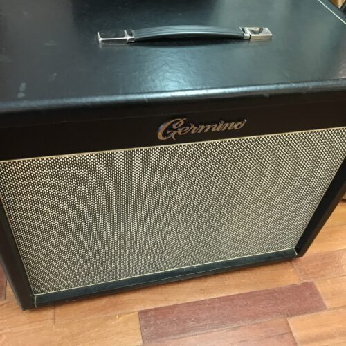 Germino 2×12 cab with 1980 Marshall G 12 65s
