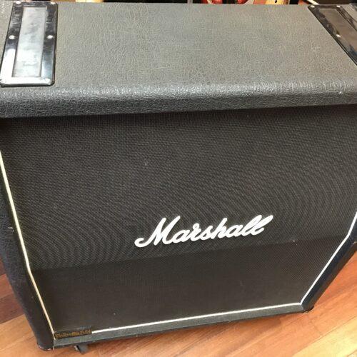 Marshall JCM 900 4X12 Greenback speakers