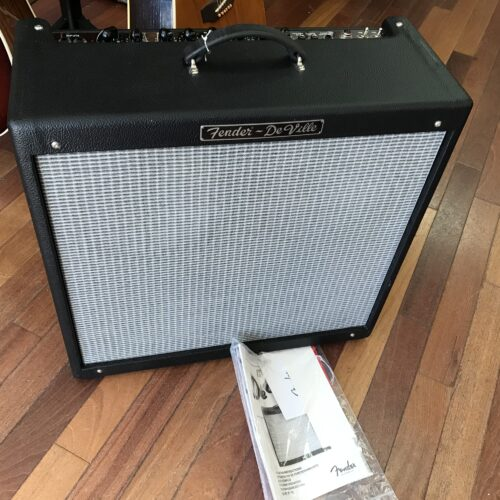 Fender Hot Rod Deville 4×10