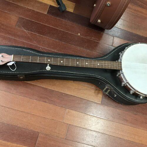 Very early Kay 5 string open back banjo