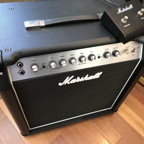 Marshall Slash SL 5 amp