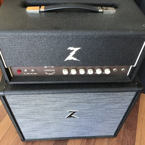Dr Z Maz 18 head and 1×12 cab