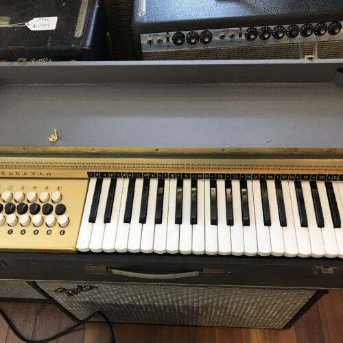 Caravan mini organ.
