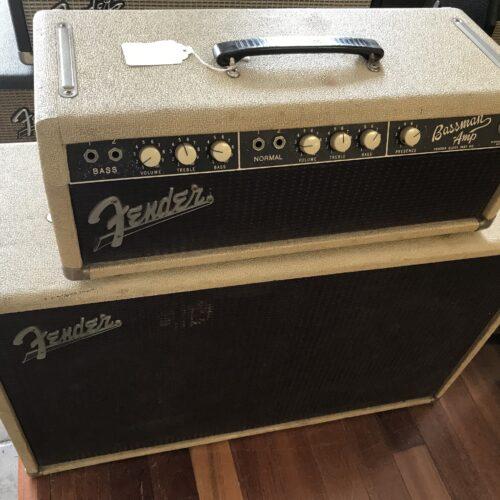 1961 Fender Bassman