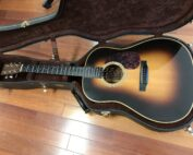 2006 Martin Custom order HD 28 V Sunburst Slope shoulder