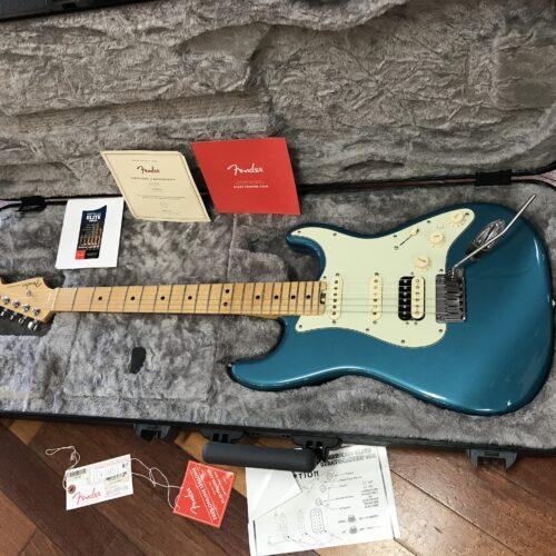 2017 Fender Elite Stratocaster
