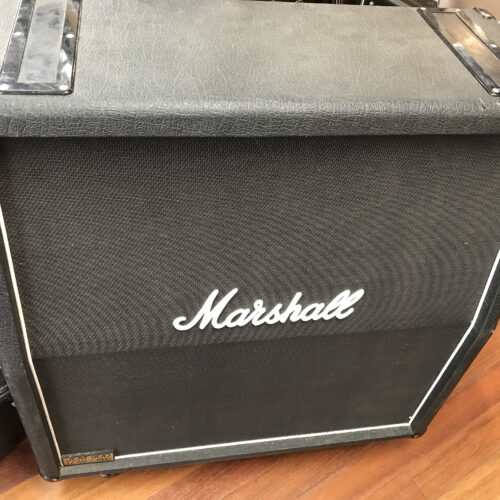 Marshall JCM 900 4×12 cab