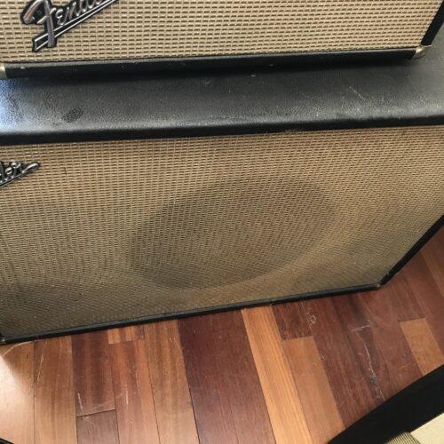 1966 Fender Showman 1×15 cab