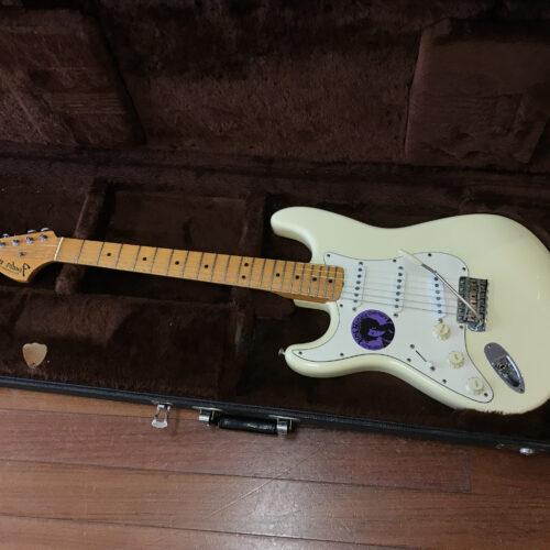1997 Fender USA Stratocaster Jimi Hendrix Tribute