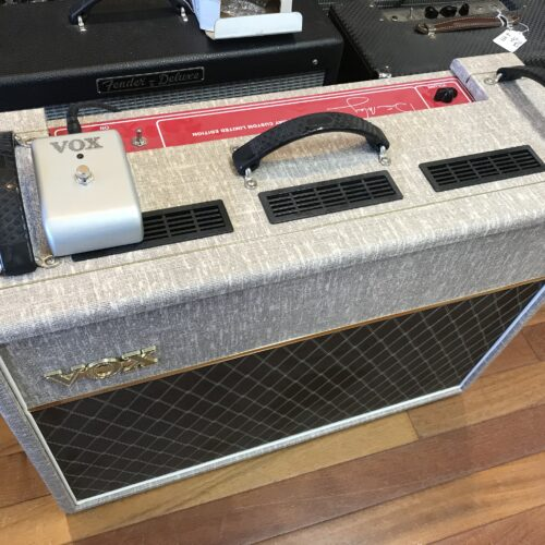 Vox AC30 BM Brian May Hand Wired