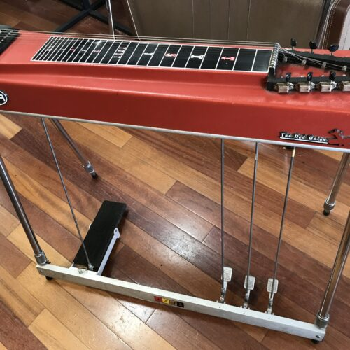 70s MSA The Red Baron pedal steel