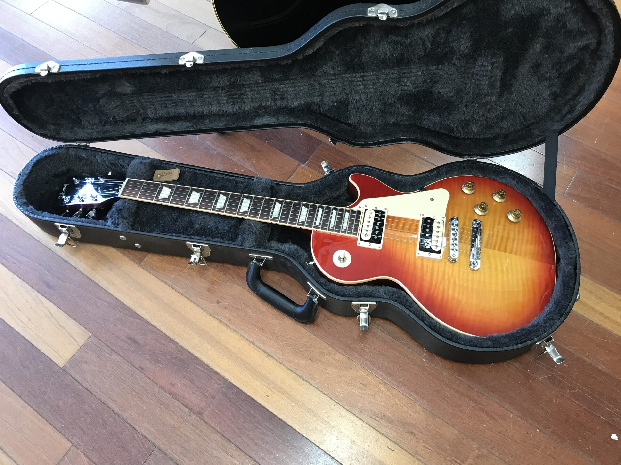 2013 Gibson Les Paul Traditional flame top
