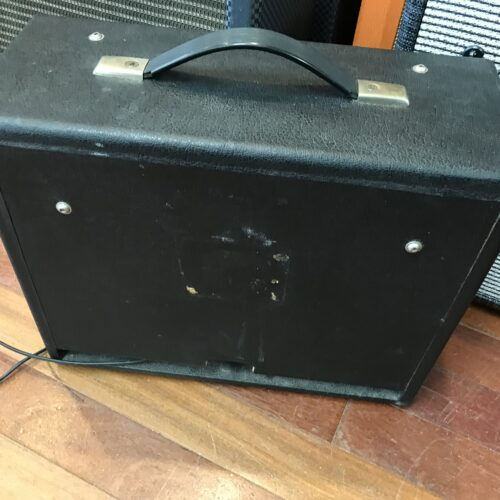 70s Ampeg Small Solid State amp