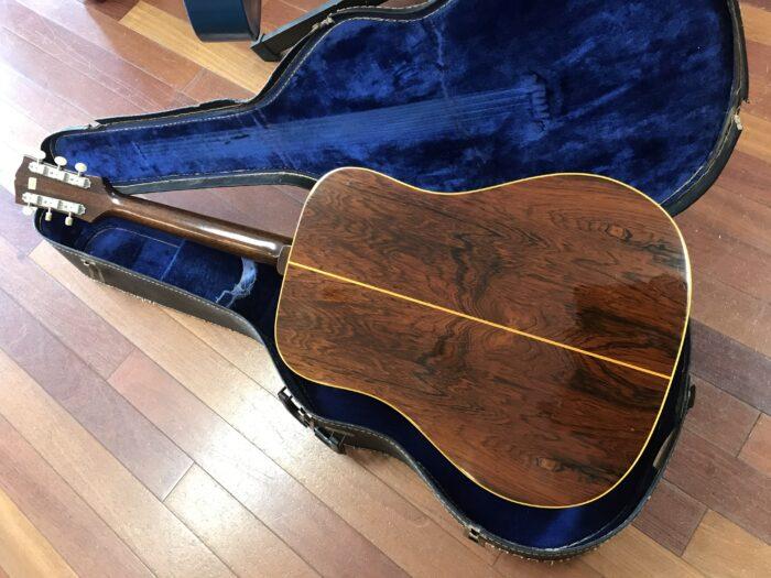 1968 Gibson Blueridge acoustic