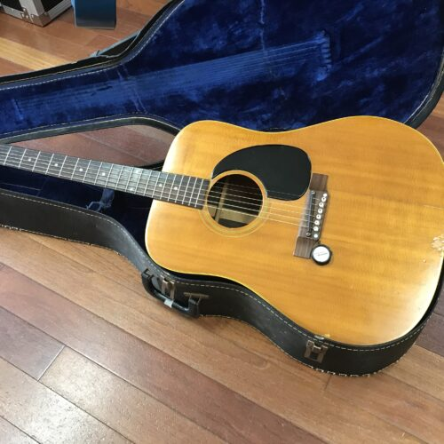 1968 Gibson Blueridge acoustic