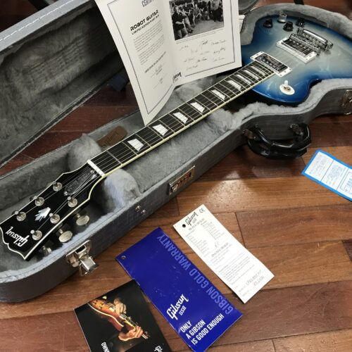 2007 Gibson Les Paul First run Limited Edition Robot