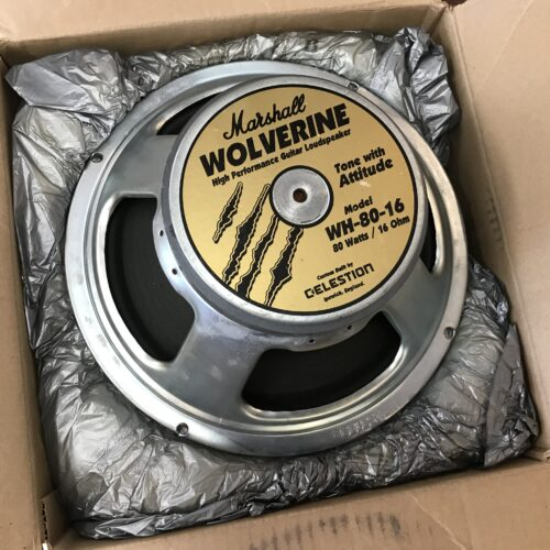 Celestion Marshall 12 inch Wolverine 80 watt 16 ohm