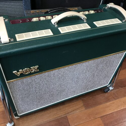 Vox AC 30 British Racing Green