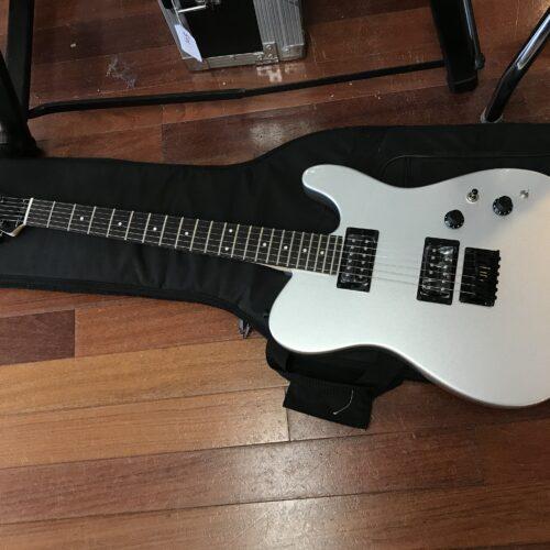 2020 Fender Japan Boxer HH Telecaster Inca Silver