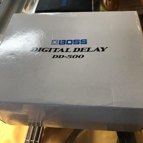 Boss DD 500 Digital Delay