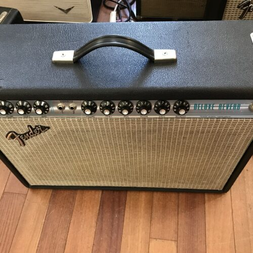 1974 Fender Deluxe Reverb