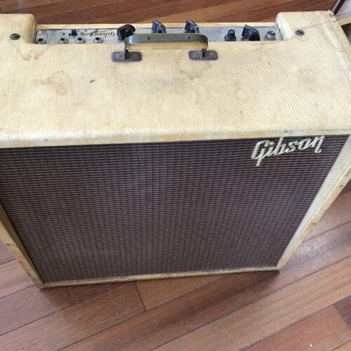 1959 Gibson Tweed Invader