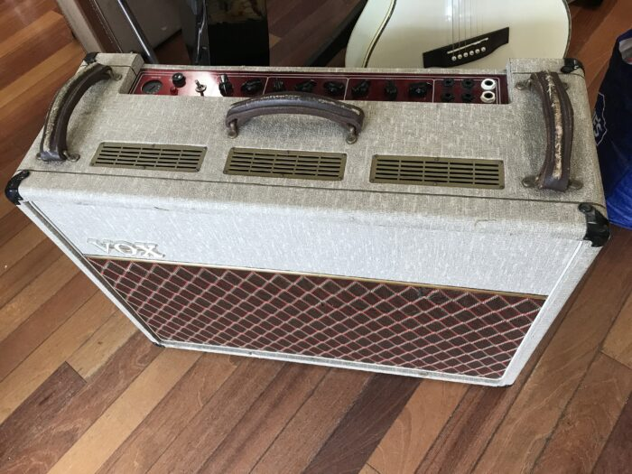 1990 Vox AC 30 30th Anniversary Limited Edition 0118
