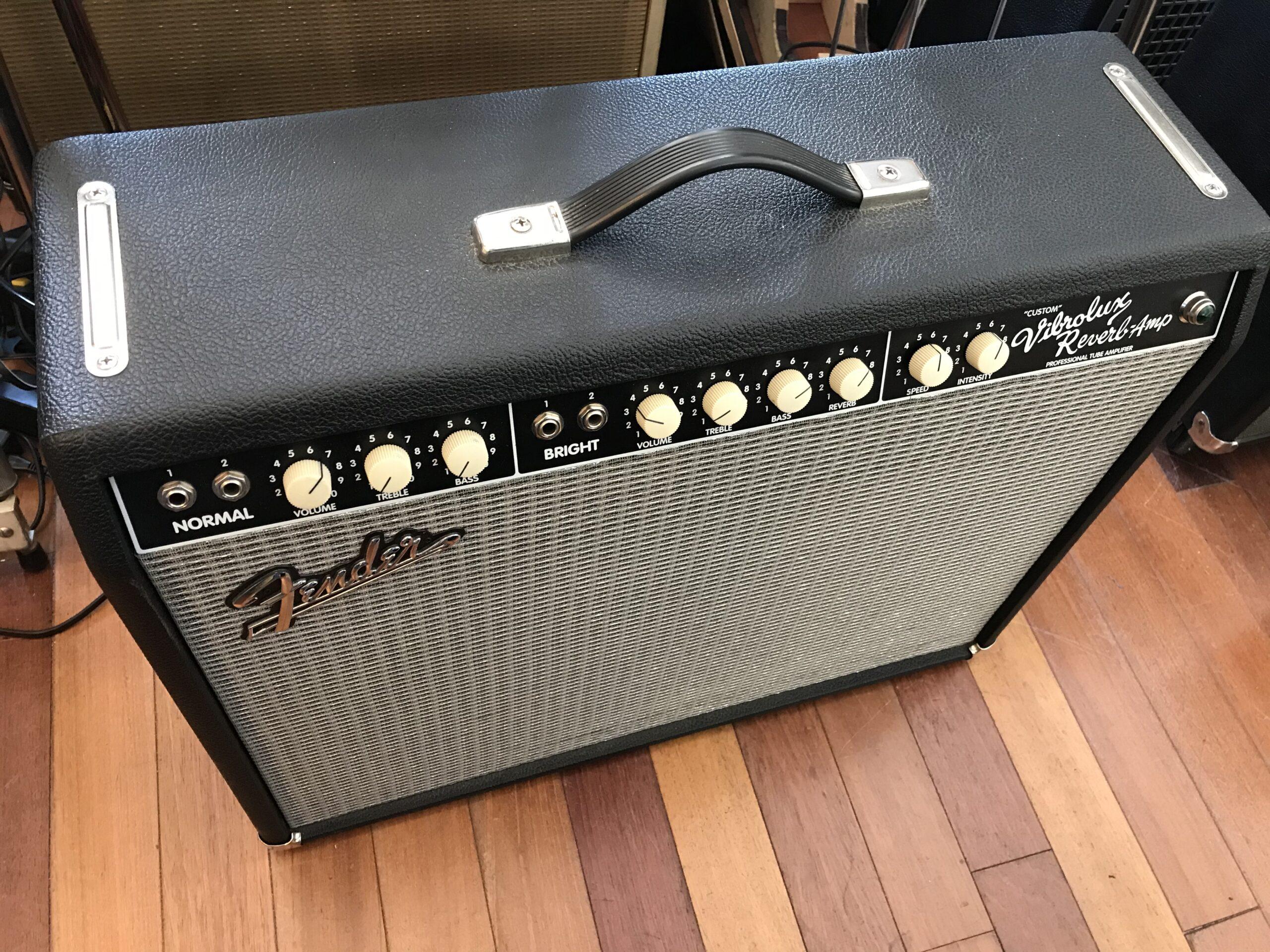 Fender Vibrolux Reverb reissue