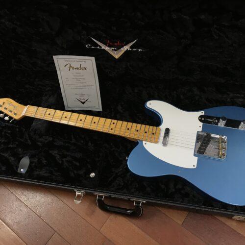 2016 Fender 50s Telecaster Custom Shop Journeyman