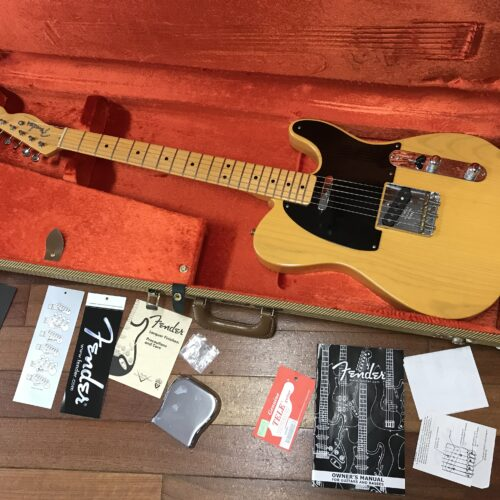 2008 Fender USA 52 reissue Telecaster super clean