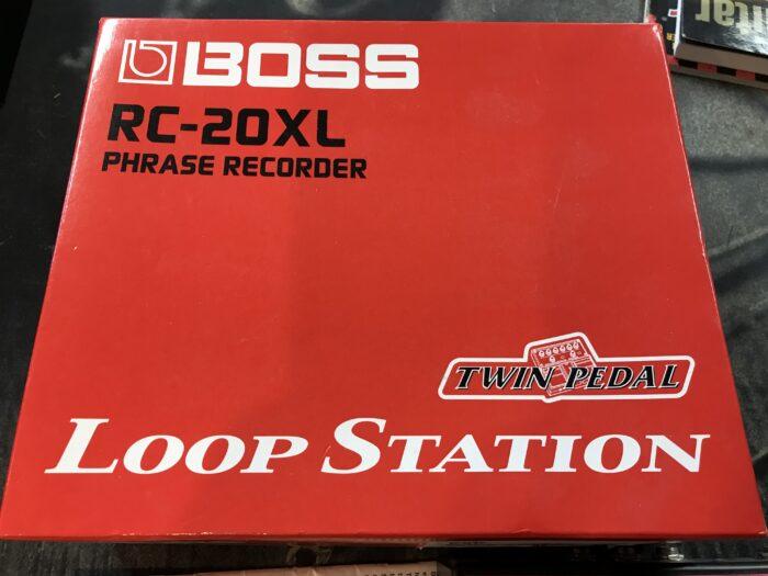 Boss RC 20 XL Loop Station