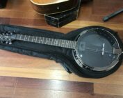 Dean 6 string electric banjo