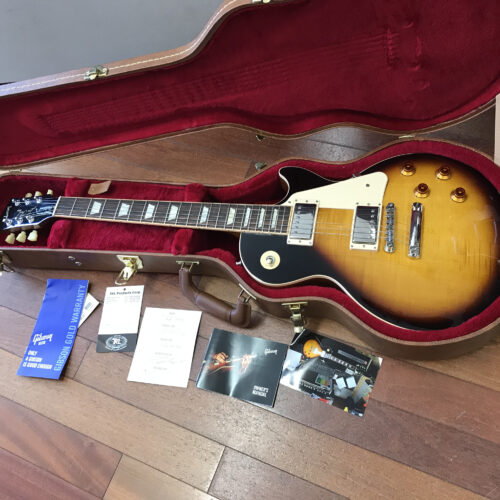 2019 Gibson Les Paul Traditional nice top