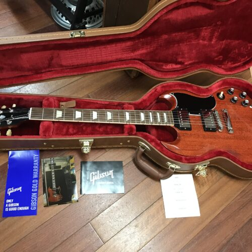 2020 Gibson 61 reissue Sg