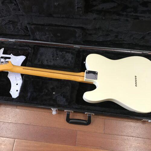 2013 Fender 69 reissue Telecaster Thinline AVRI USA