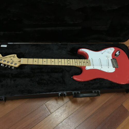 2018 Fender Stratocaster Special cool color