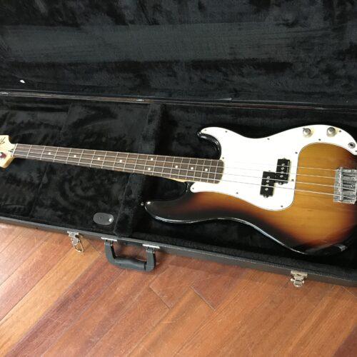 2013 Fender Mexican Precision bass