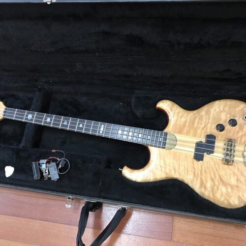 1986 Alembic Persuader bass