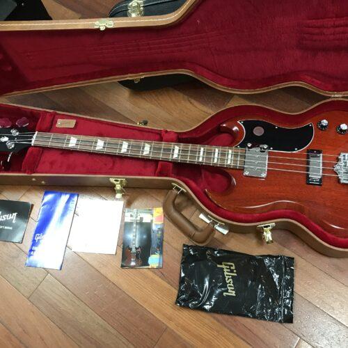 2019 Gibson SG Standard bass