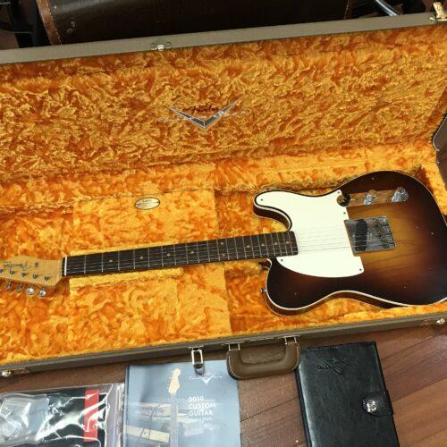 2019 Fender Esquire Custom Journeyman Custom Shop